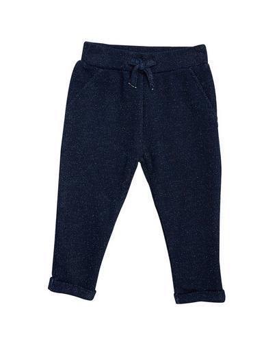 Pantalon bleu foncé